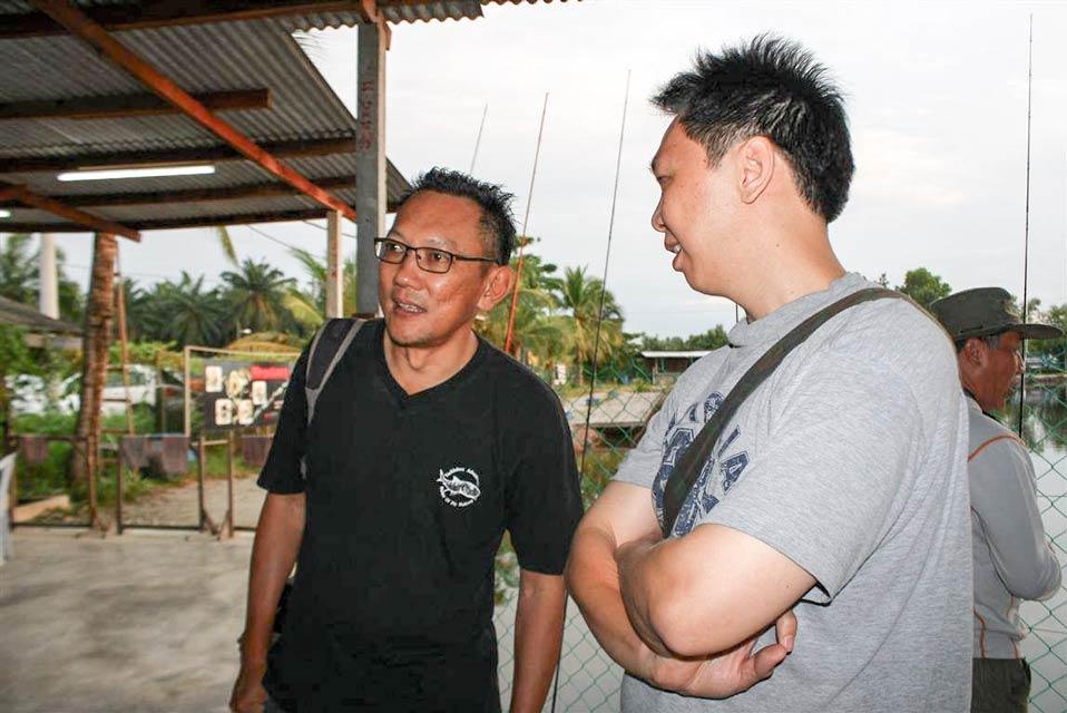 Me and Daniel Tan