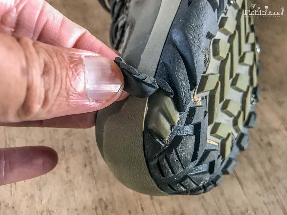 Review: Simms Riprap Wading Shoes